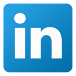 linkedin Icoon